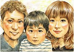 作家mamoruのウェルカムボード